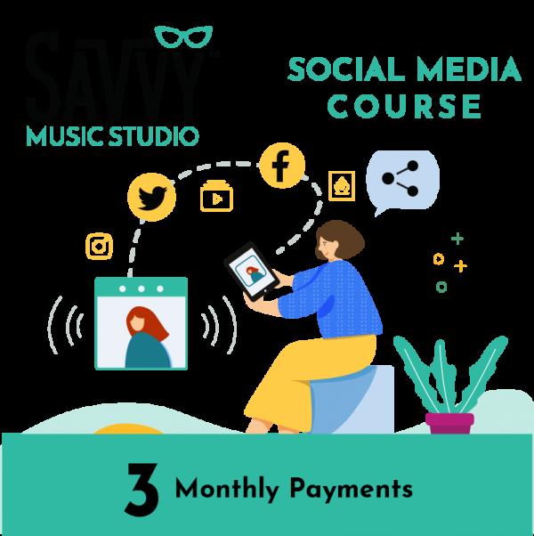 Social Media Course - Be social savvy